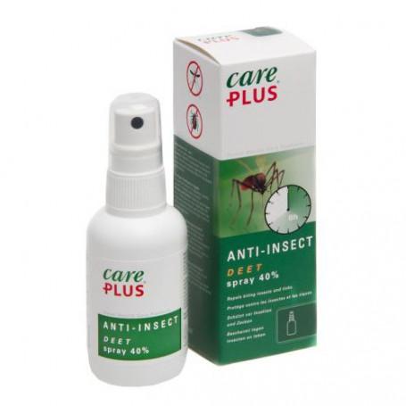 Spray Anti Insectes 40% de DEET