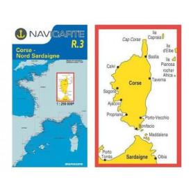 Navicarte Grand Routier R3 Corse