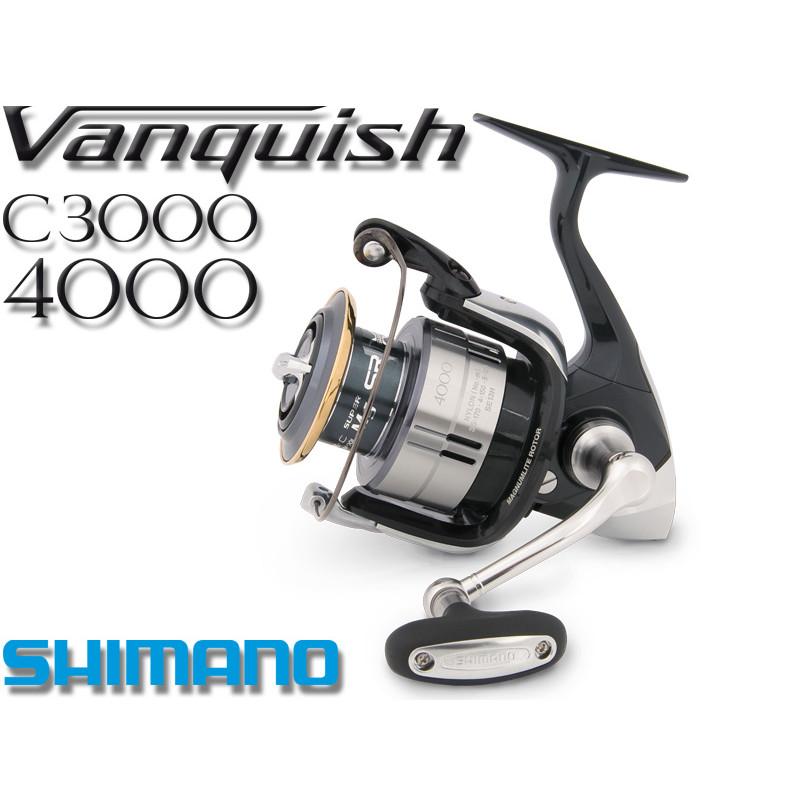 Shimano Vanquish F - Mer / Carnassier