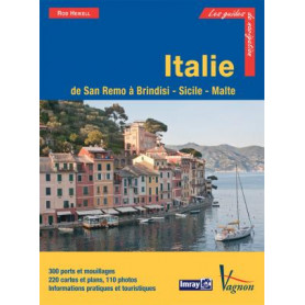 Guide IMRAY : Italie Sicile Malte