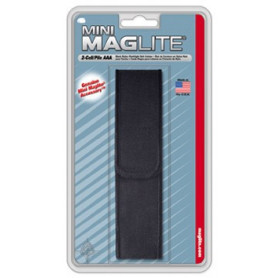 ETUI NYLON NOIR SUPER MINI R3 MAGLITE
