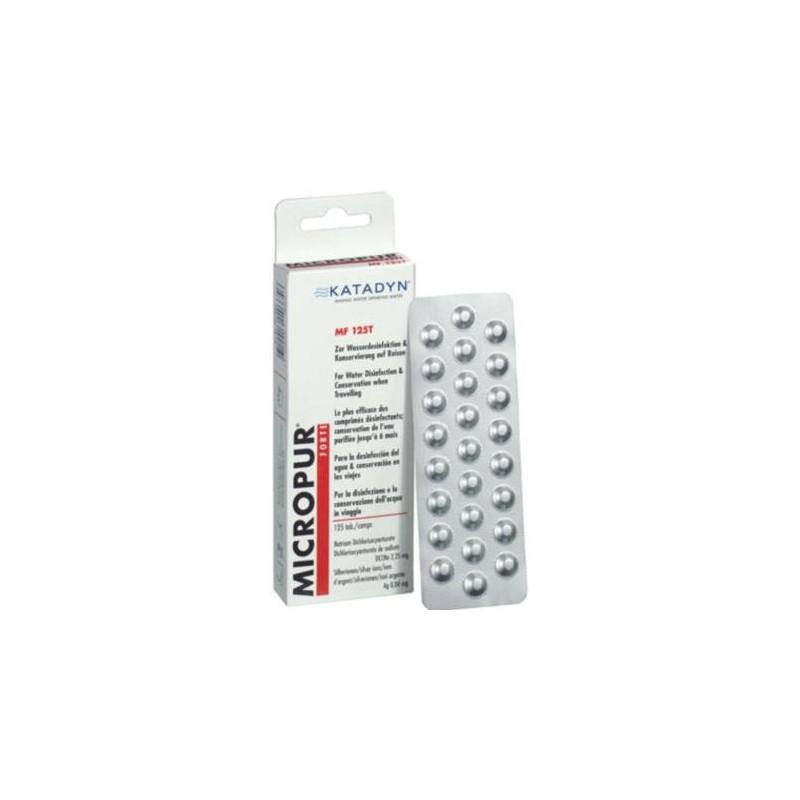Micropur Forte Cachet - Katadyn
