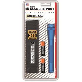 MINI R6 LED PRO+ BLEU BLISTER
