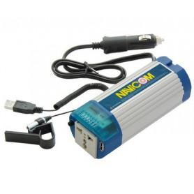 Convertisseur de tension 12/220V - 150W - USB Air cleaner