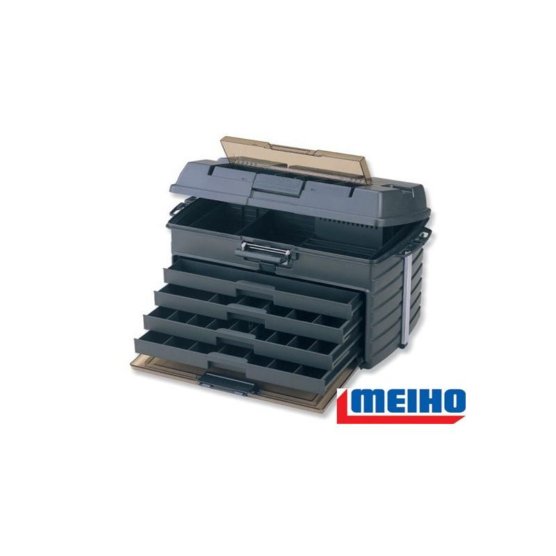 Caisse rangement Meiho VS8050 - Boite et rangement - Boutique peche en mer